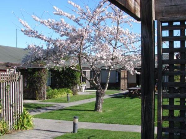 Christchurch Park Motel Christchurch