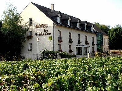 Logis Hotel Les Grands Crus