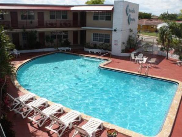 Beach & Town Motel Fort Lauderdale