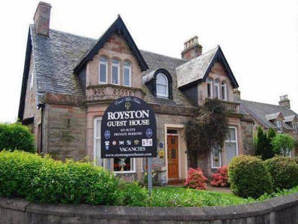 Royston Guest House Inverness