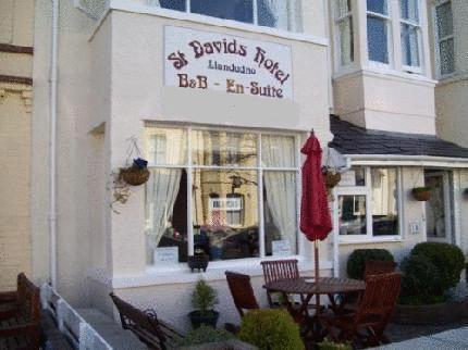 St Davids Hotel Bed And Breakfast