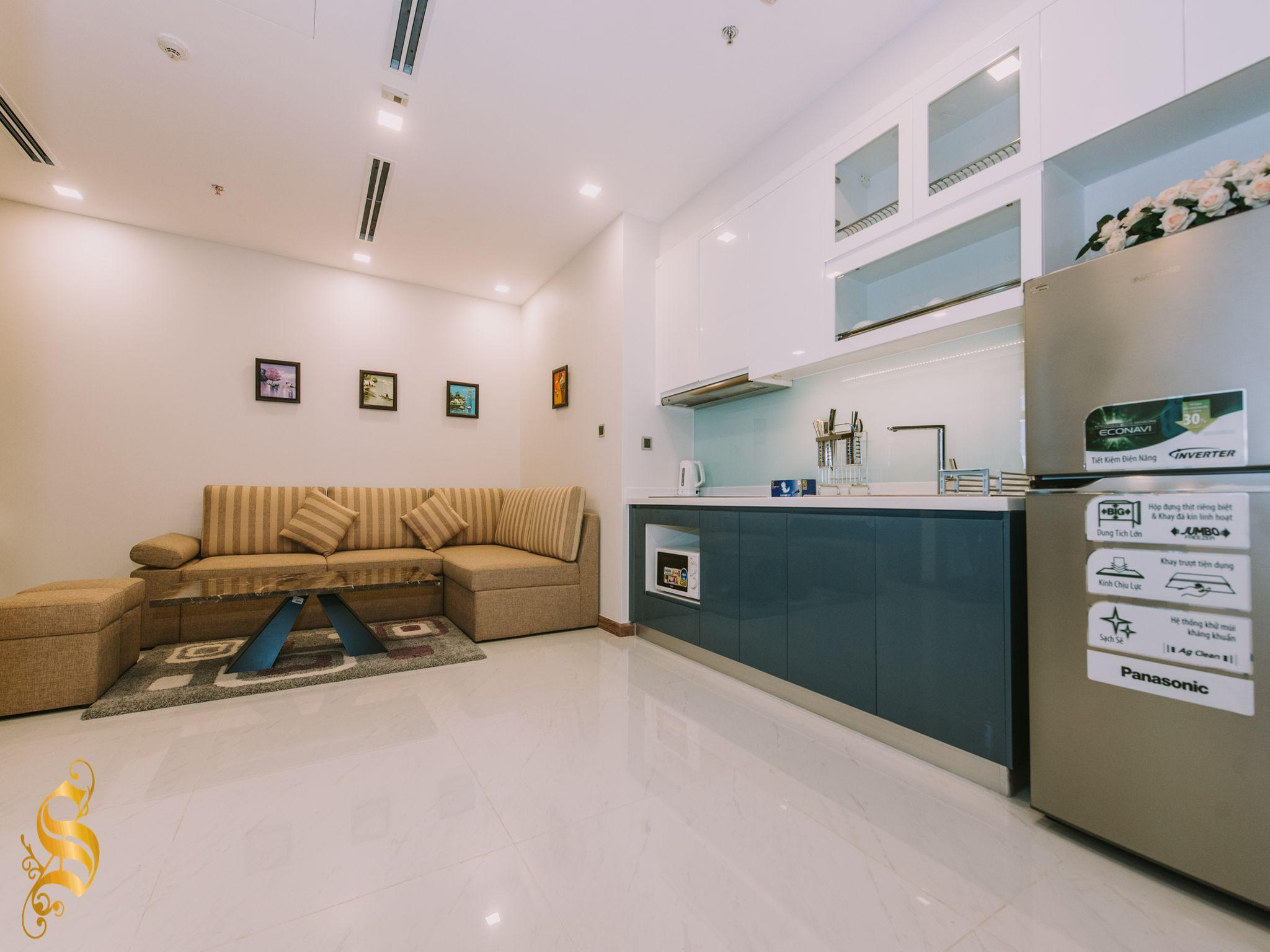 Signature 1 Bedroom Park View Apartment