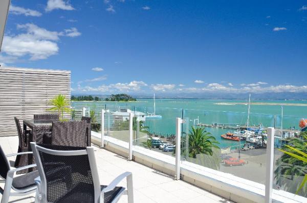 Seaside Luxury Apartment Nelson