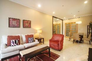 Senayan Residence 3-bedroom Unit 3156 by Mediapura Jakarta