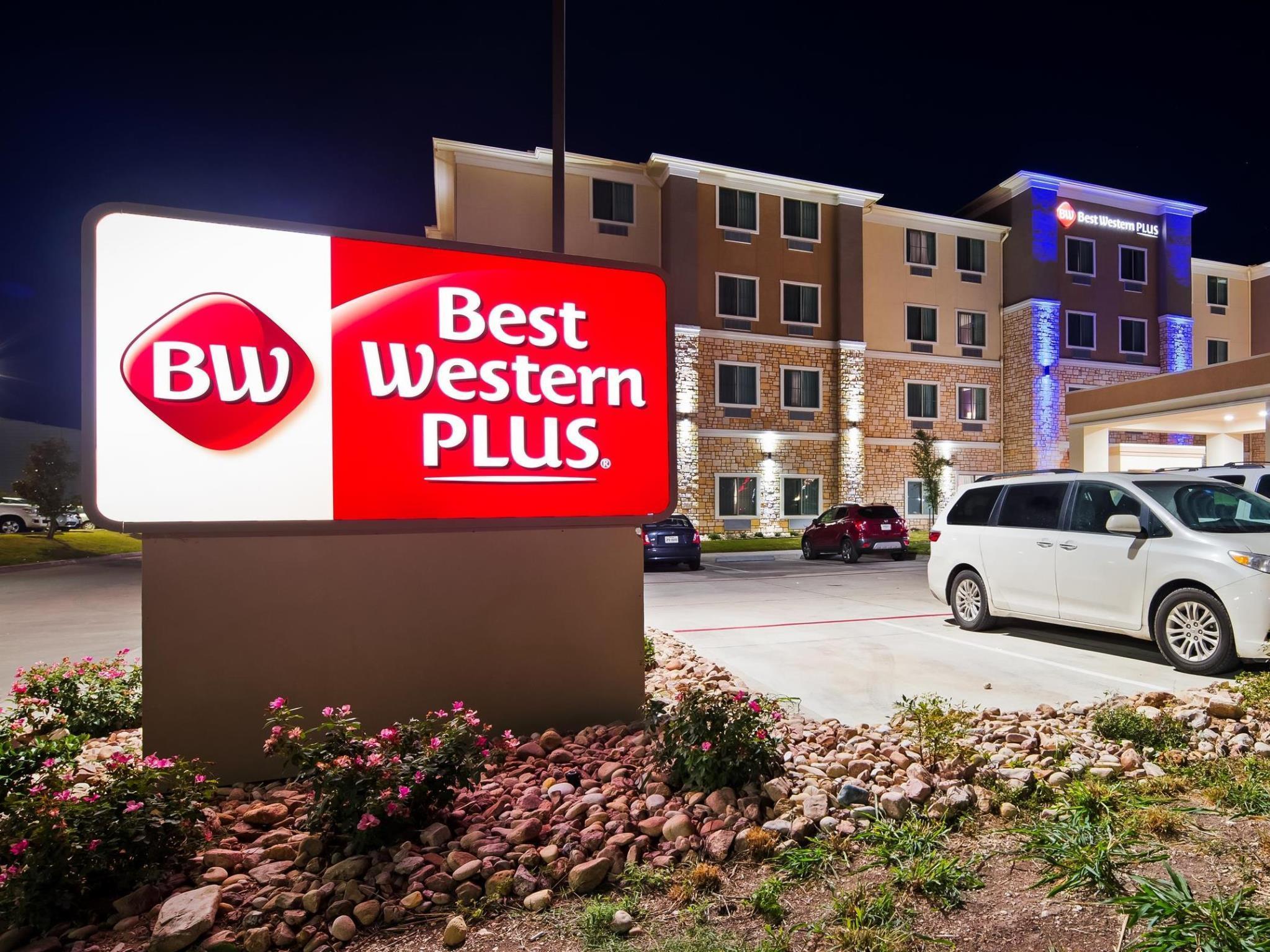 Best Western Plus Buda Austin Inn And Suites