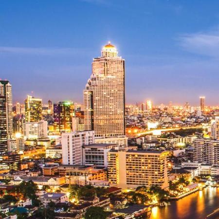 State Tower Silom By Haloth Bangkok