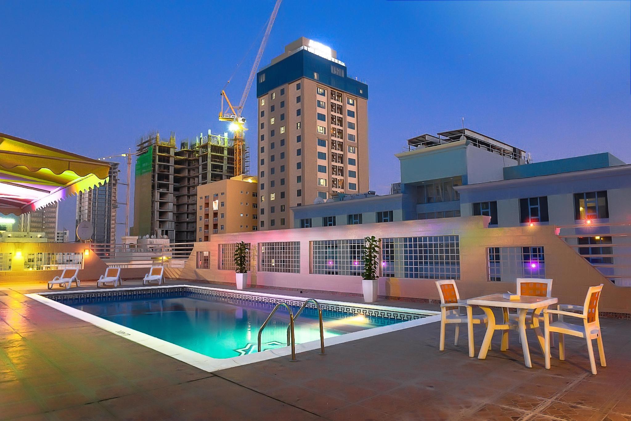 Sea Diamond Plaza Apartments