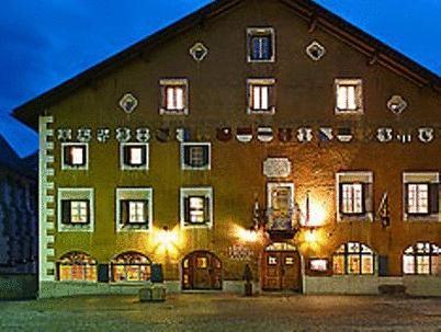 Historic Hotel Crusch Alva