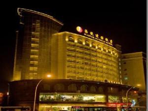 Yinchuan Haiyue Jianguo Hotel