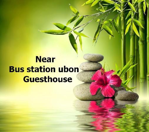 Near Bus Station Guesthouse Ubon Ratchathani