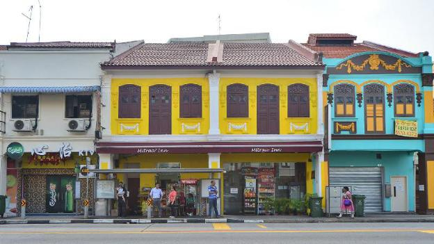 ZEN Hostel Serangoon Road