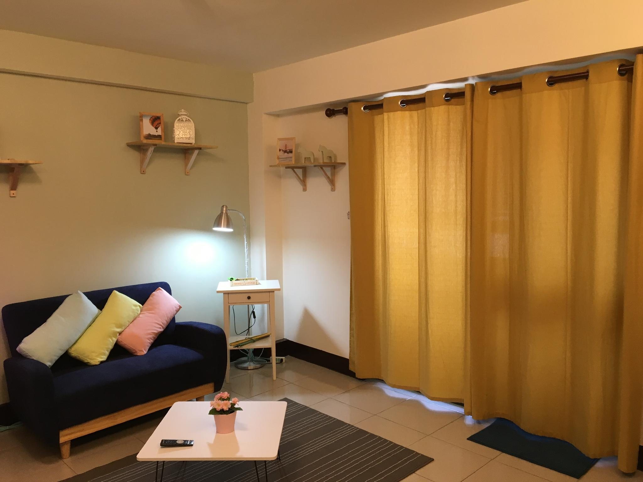 WAT.53 1 Bedroom Apartment Close To Tainan Train Station By Walk 5 Mins