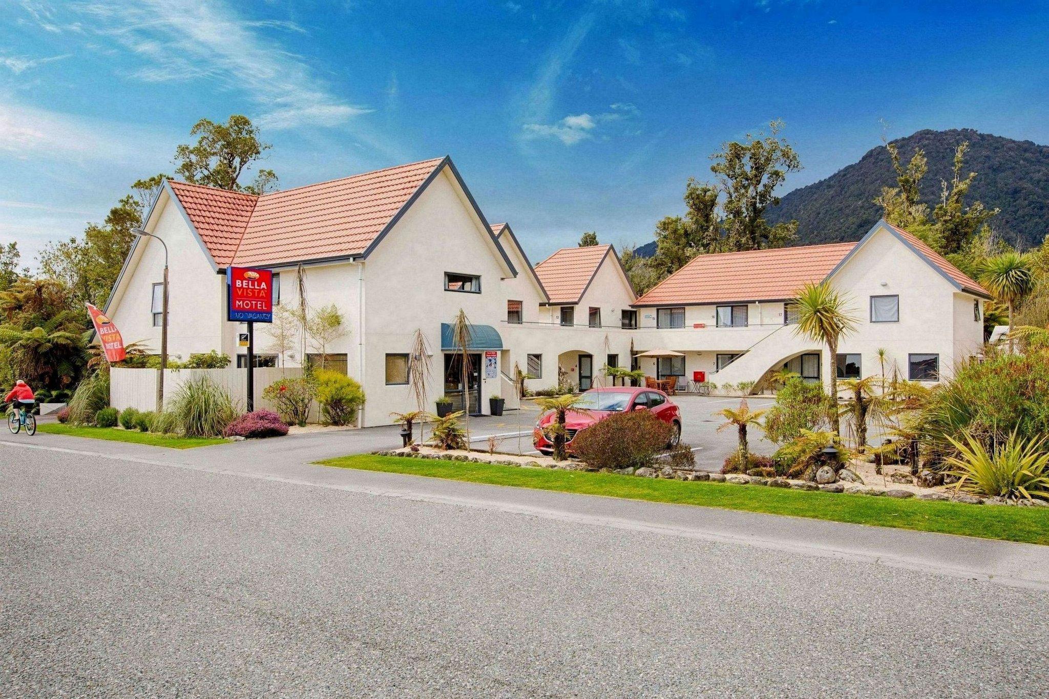 Bella Vista Motel Franz Josef