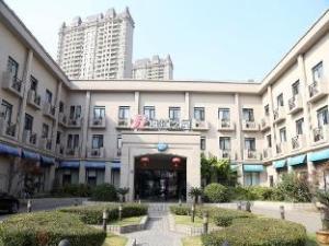 Jinjiang Inn Central Wuxi Liangqing Rd