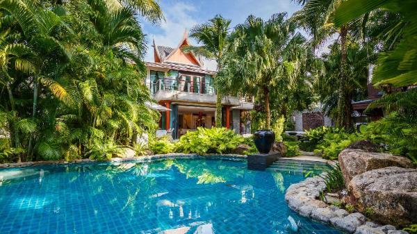 5 Bedroom Villa in the Garden Phuket