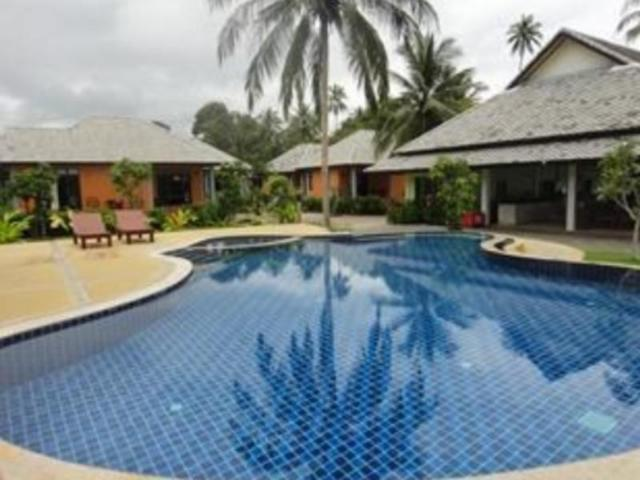 ขนอม ซันไรส์ บีช – Khanom Sunrise Beach Hotel