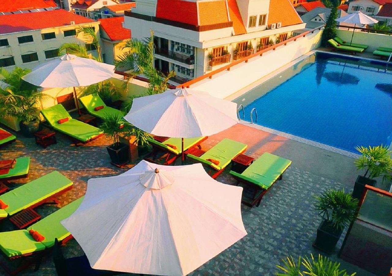 Cheathata CTA Hotel Siem Reap
