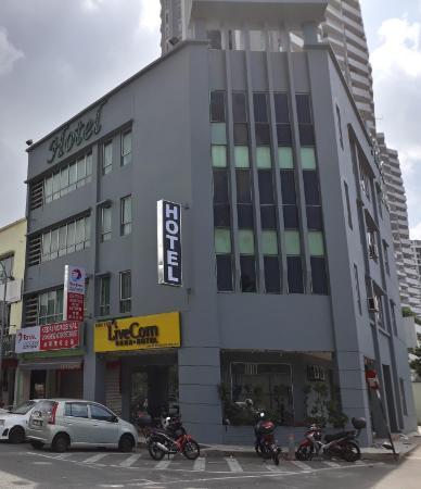 Live Com Hotel Johor Bahru