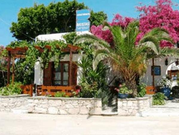 Batistas Apartments Paros Island