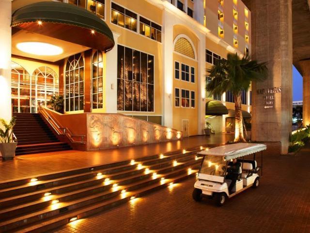 โรงแรมนาซ่า เวกัส – Nasa Vegas Hotel