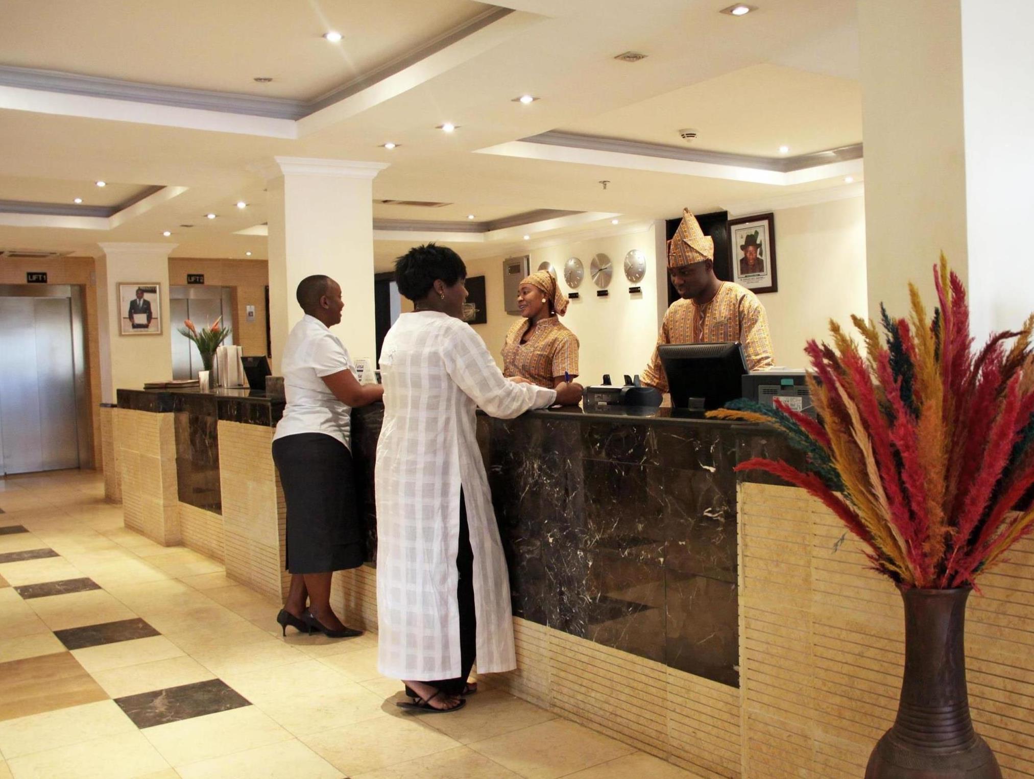 Best Western Plus Lagos Ikeja Hotel Lagos Nigeria