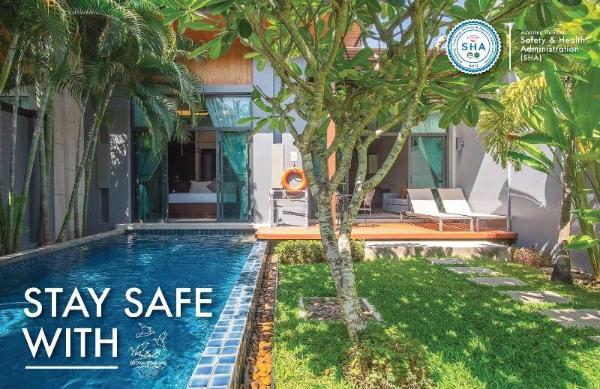 Two Villas Holiday Phuket: Onyx Style Nai Harn Beach Phuket