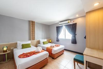 Gulf Siam Hotel & Resort Pattaya กัลฟ์ สยาม โฮเต็ล แอนด์ รีสอร์ต พัทยา