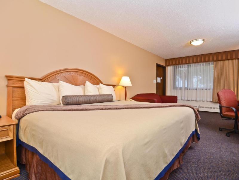 Best Western Kodiak Inn Hotel Island