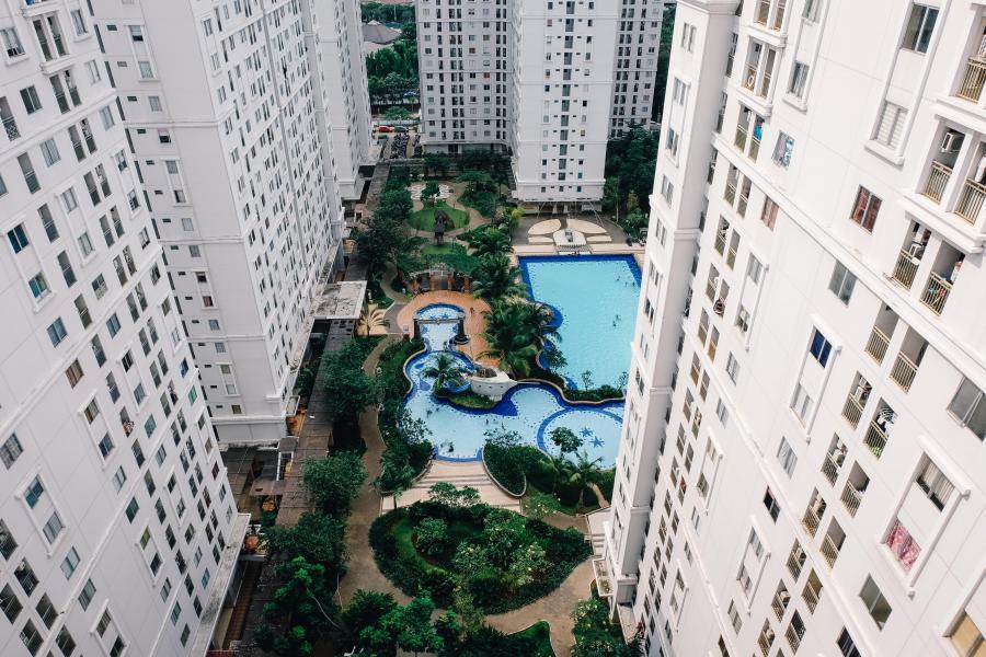 Studio Green Palace Apartment 1