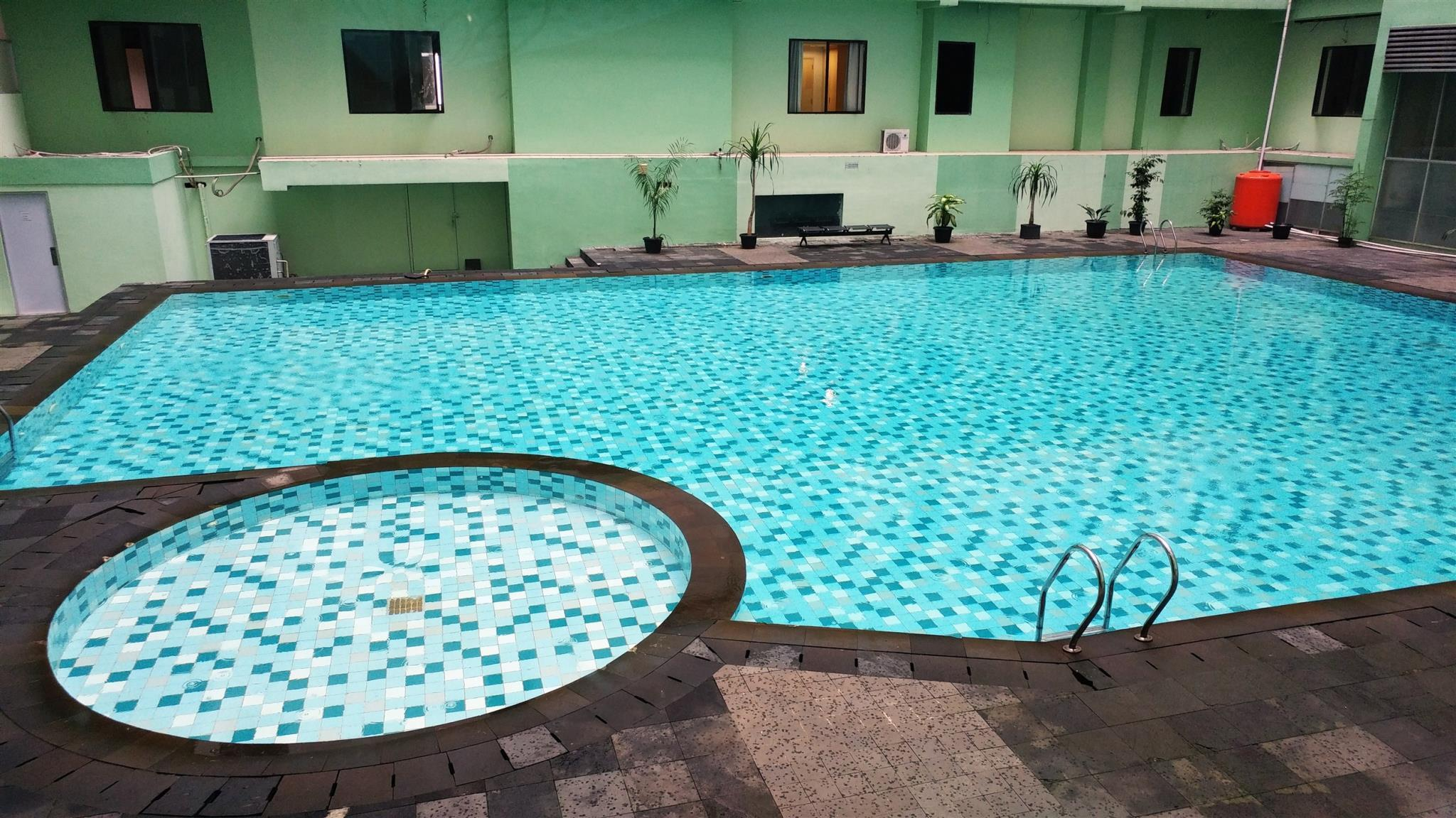 Best Location 2BR Menteng Square By Travelio