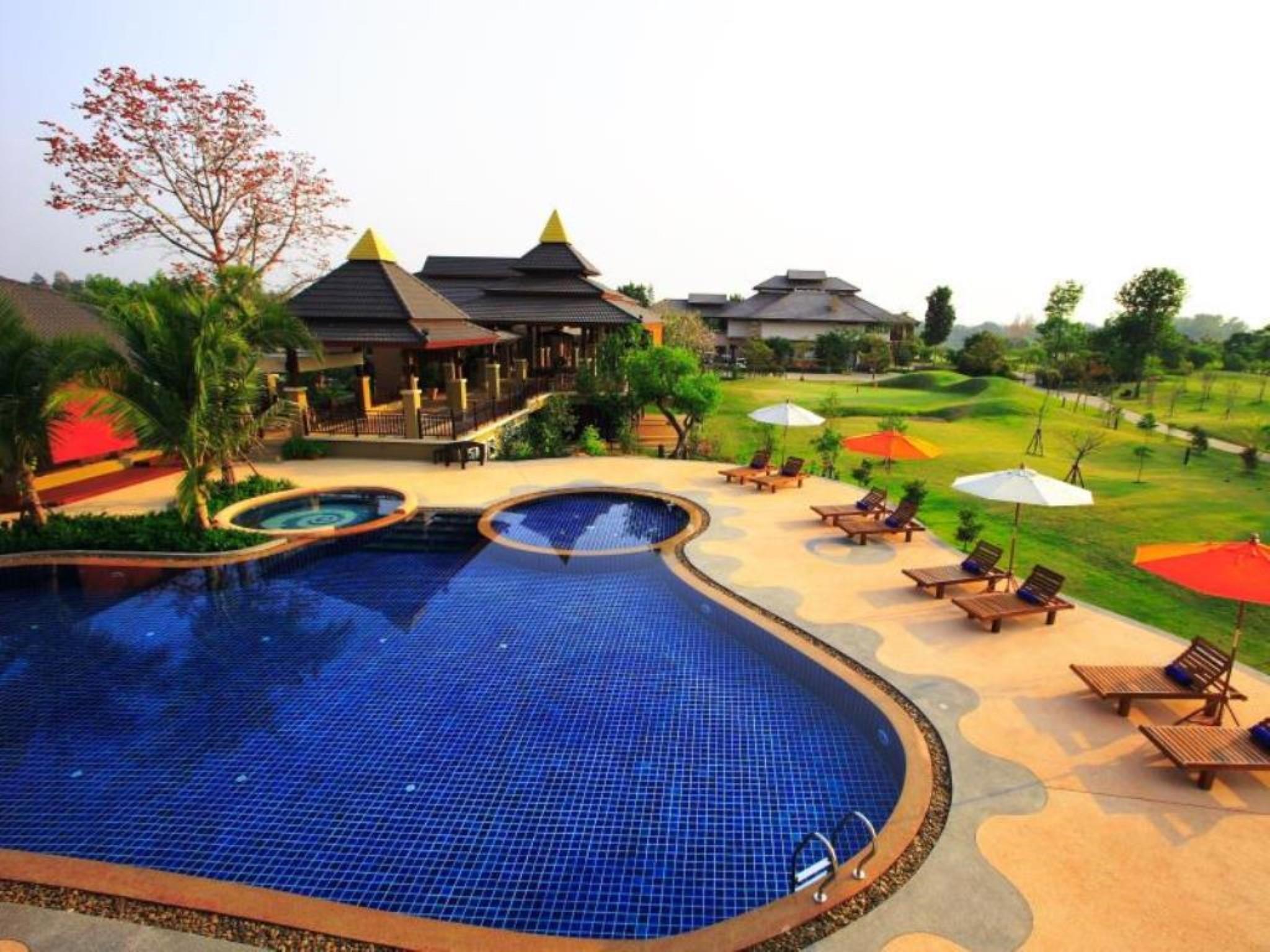 Mae Jo Golf Resort & Spa แม่โจ้ กอล์ฟ รีสอร์ต แอนด์ สปา