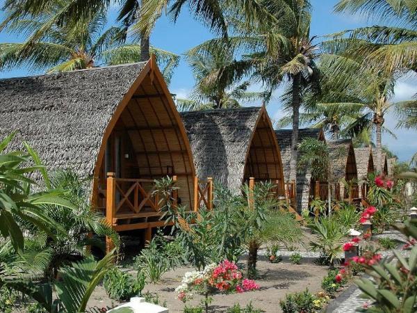 Manta Dive Gili Trawangan Hotel Lombok