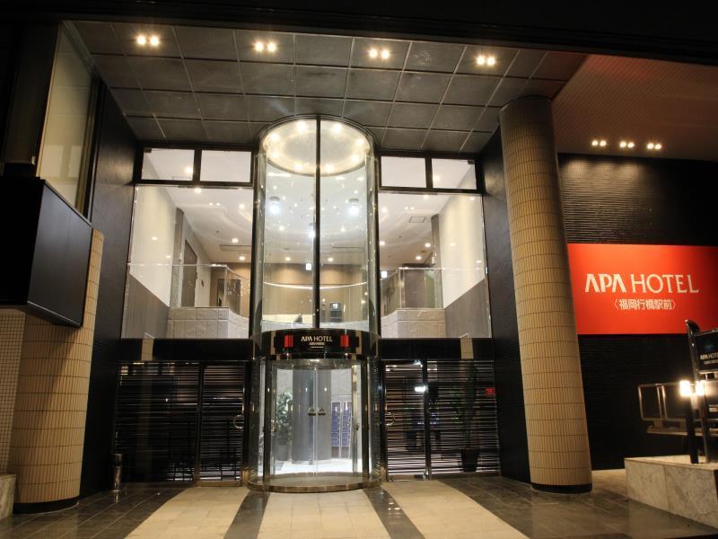 APA Hotel Fukuoka Yukuhashi-Ekimae