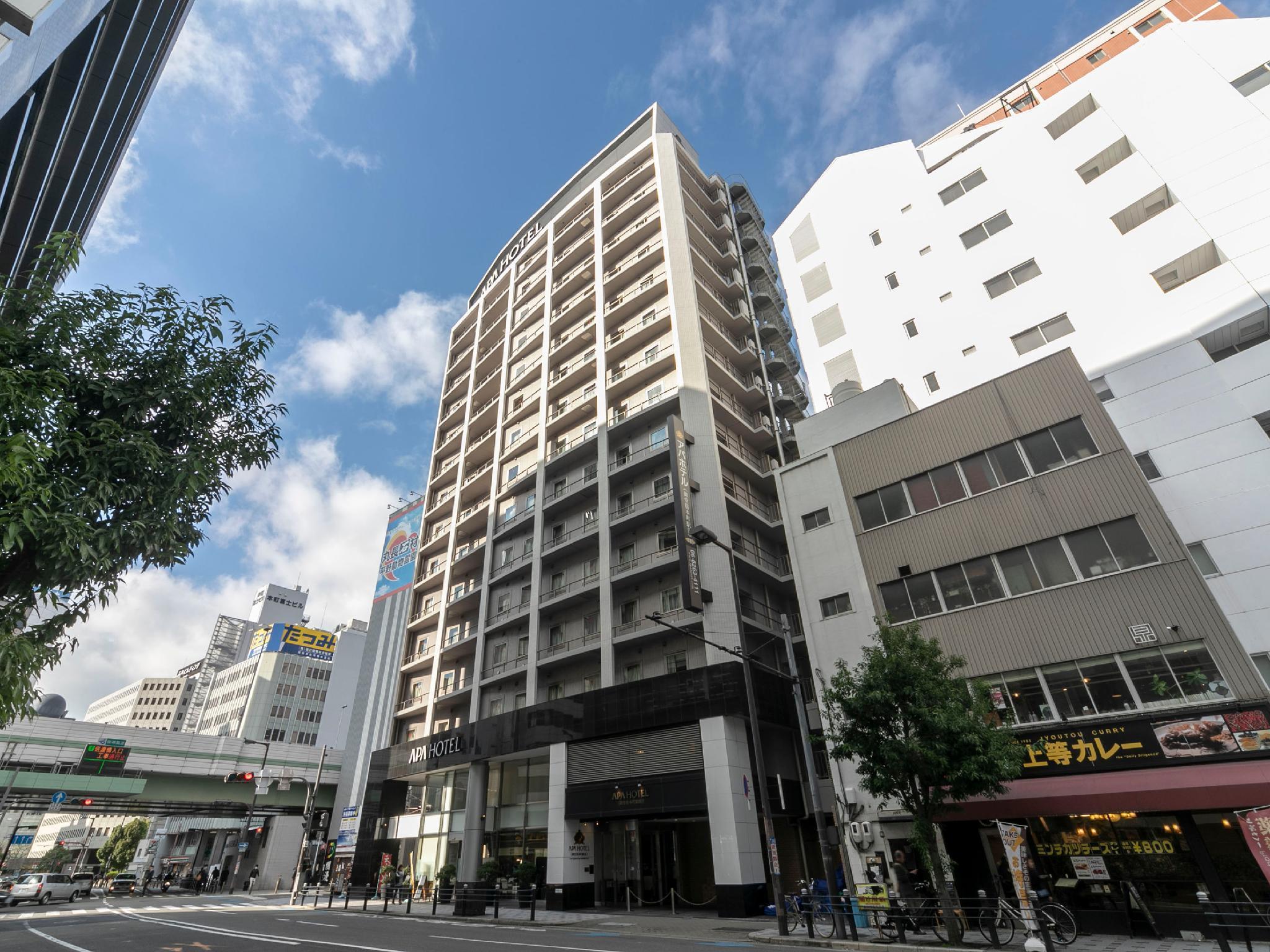 APA Hotel Midosuji Honmachi Ekimae