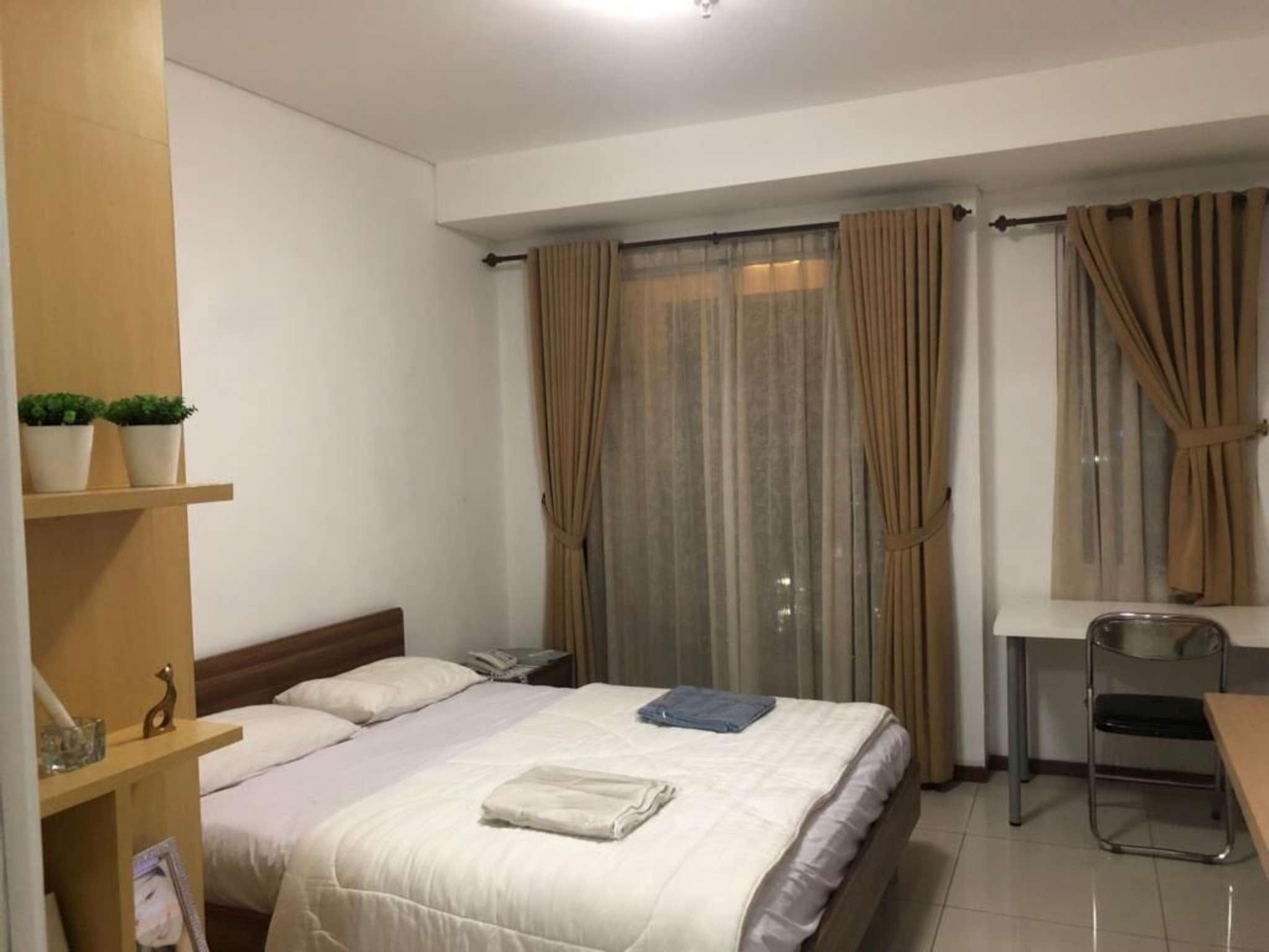 Studio Apartment Thamrin Executive 2 By Rentaloka
