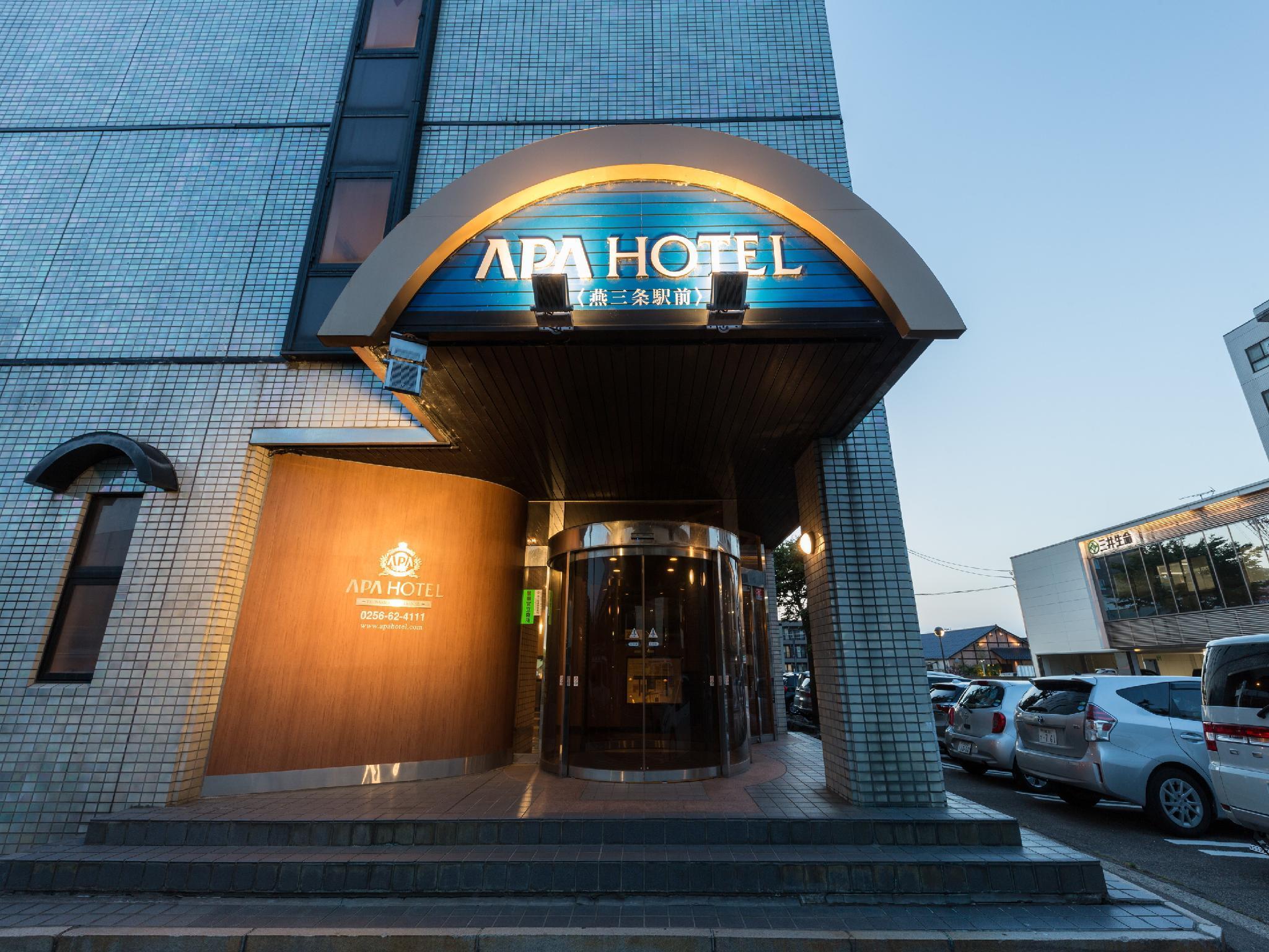APA Hotel Tsubamesanjo Ekimae