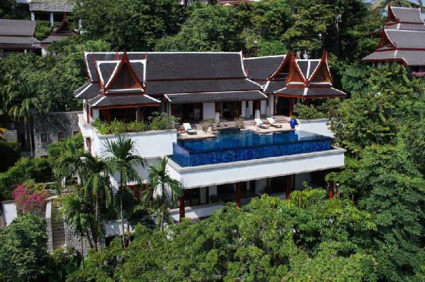 Luxury Thai villa in Surin beach Phuket