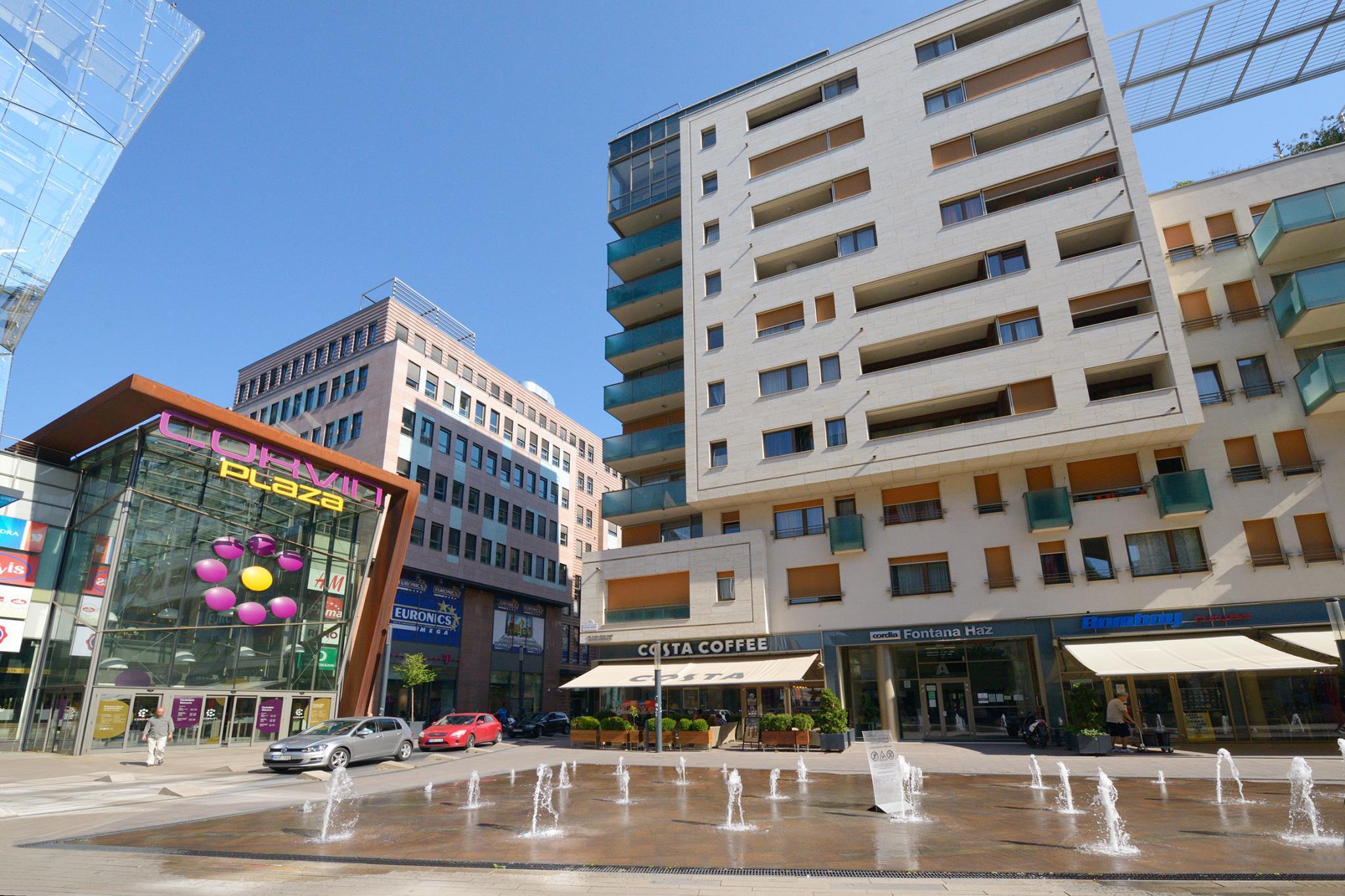 Corvina Apartments Budapest