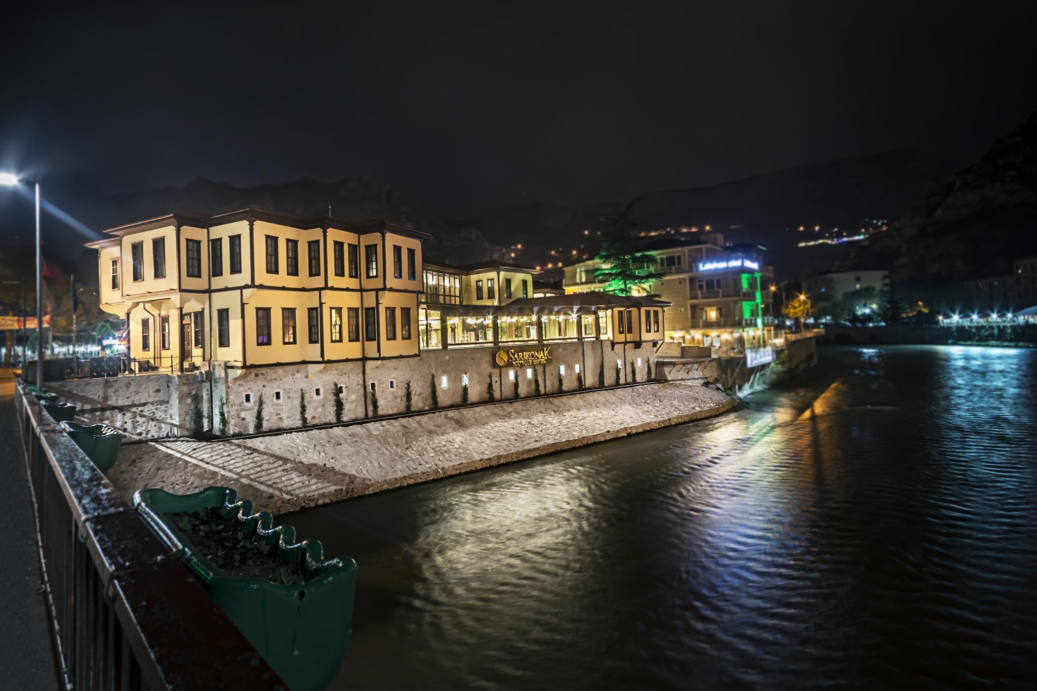 SarI Konak Boutique And SPA Hotel