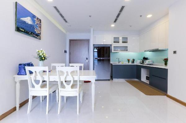 Kim Properties Vinhomes Central Park 3 Ho Chi Minh City