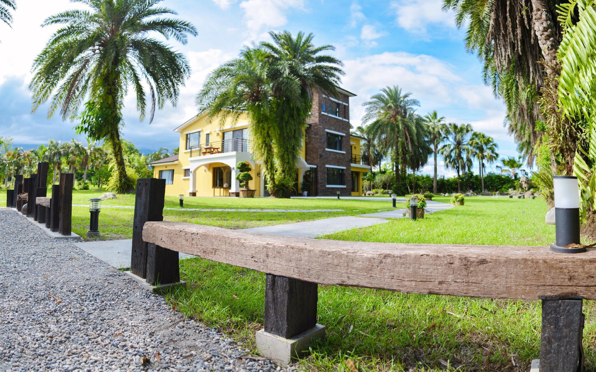 Greenfield Villa