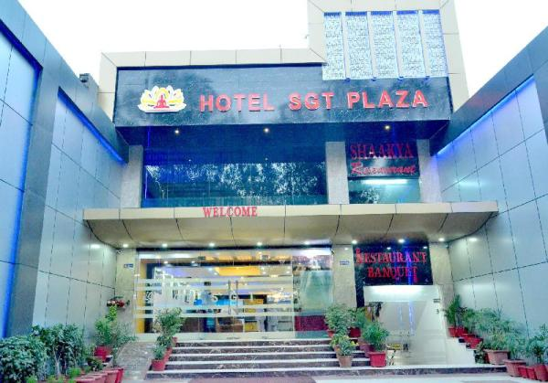 Hotel SGT Plaza Varanasi