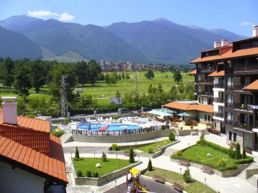 Balkan Jewel Resort & Chalets