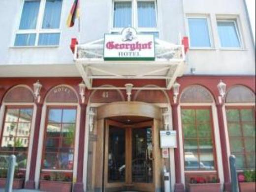 Georghof Hotel Berlin
