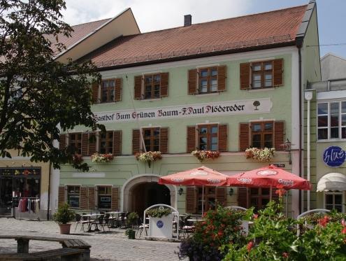 Hotel Zum Grunen Baum