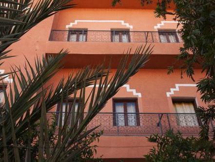 Hotel Riad Zaghro