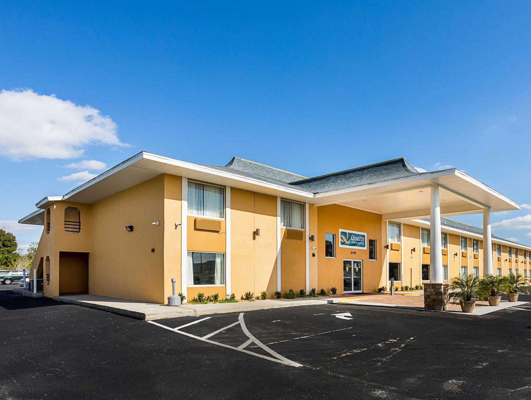 Quality Inn And Suites Heritage Park