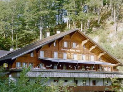 Gasthaus Brunig Kulm