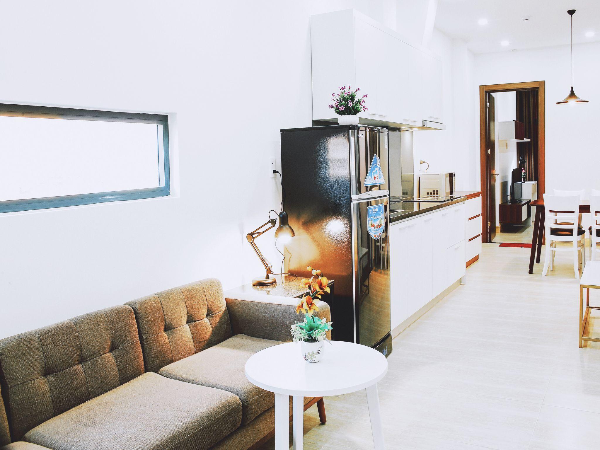 2Bedrooms 2nd Floor Cao Ba Quat Apartment Landlord