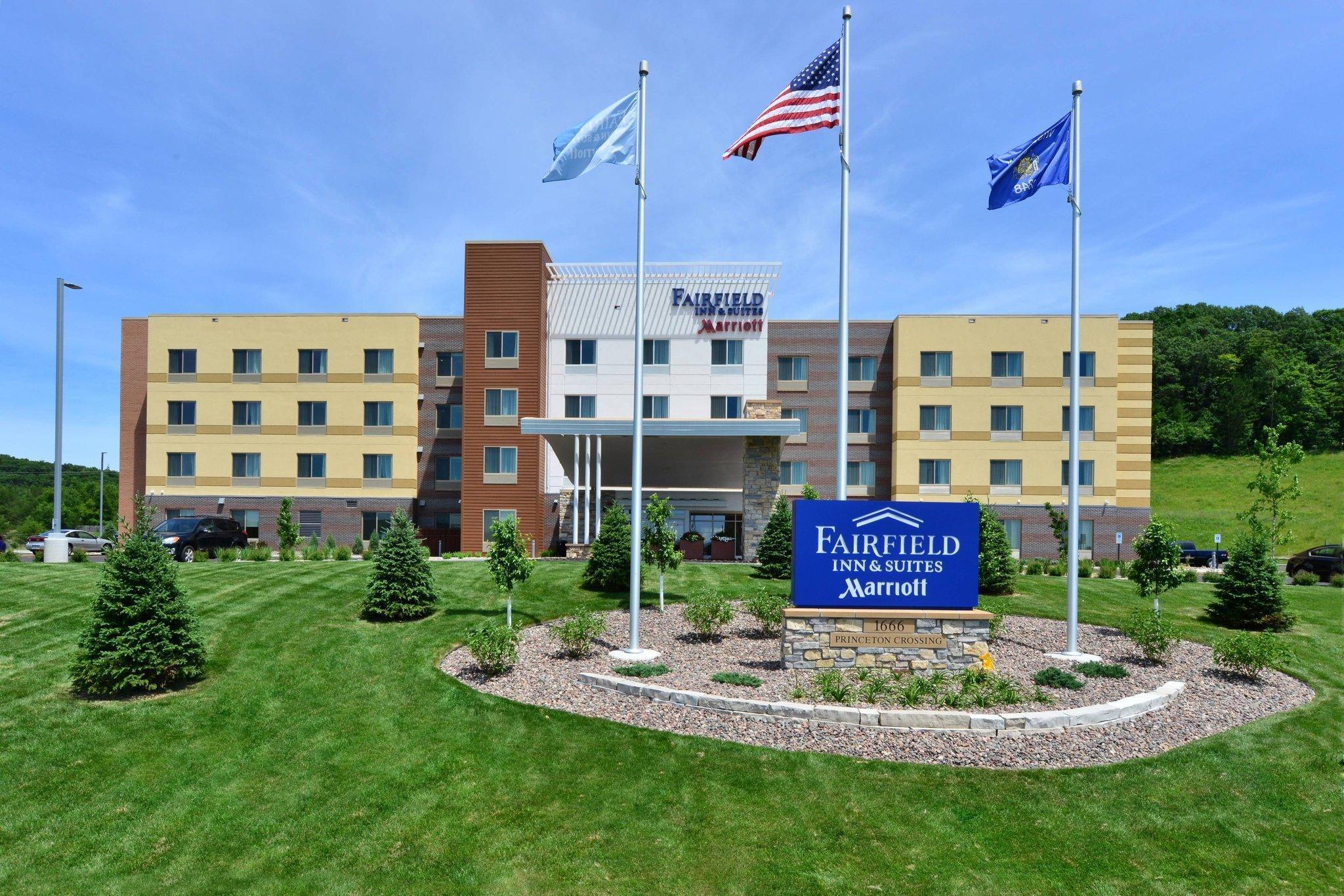 Fairfield Inn And Suites Eau Claire Chippewa Falls